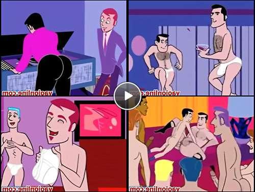 gay cartoon tubes