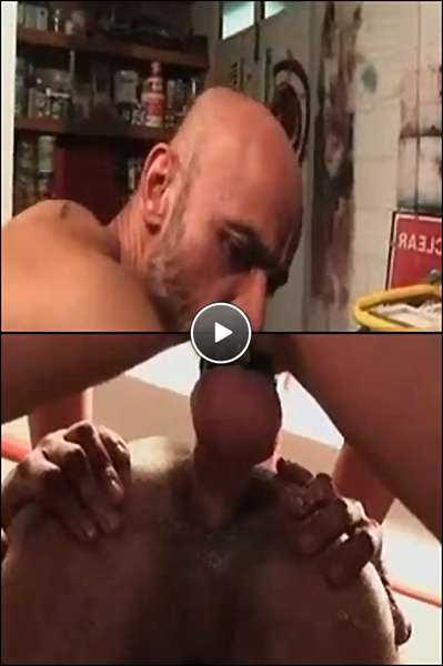 hot interracial gay porn video